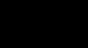 Czarno biała grafika dwóch twarzy.